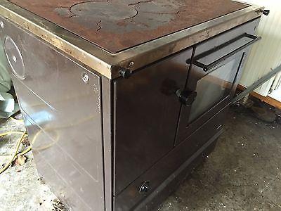 Gut erhalten Holzofen Küche Privileg mit Backofen Kamin Holz - holzofen für küche