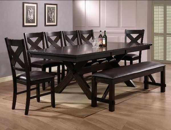Trinidad Table W 4 Chairs Trinidad Chair bench and Bench
