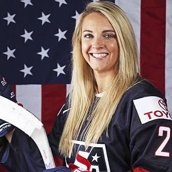 Coming off a HUGE gold medal win for #TeamUSA, Amanda Kessel is the ...