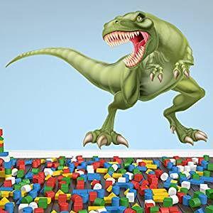 Tyrannosaurus, TRex Wandaufkleber Dinosaurier Dino