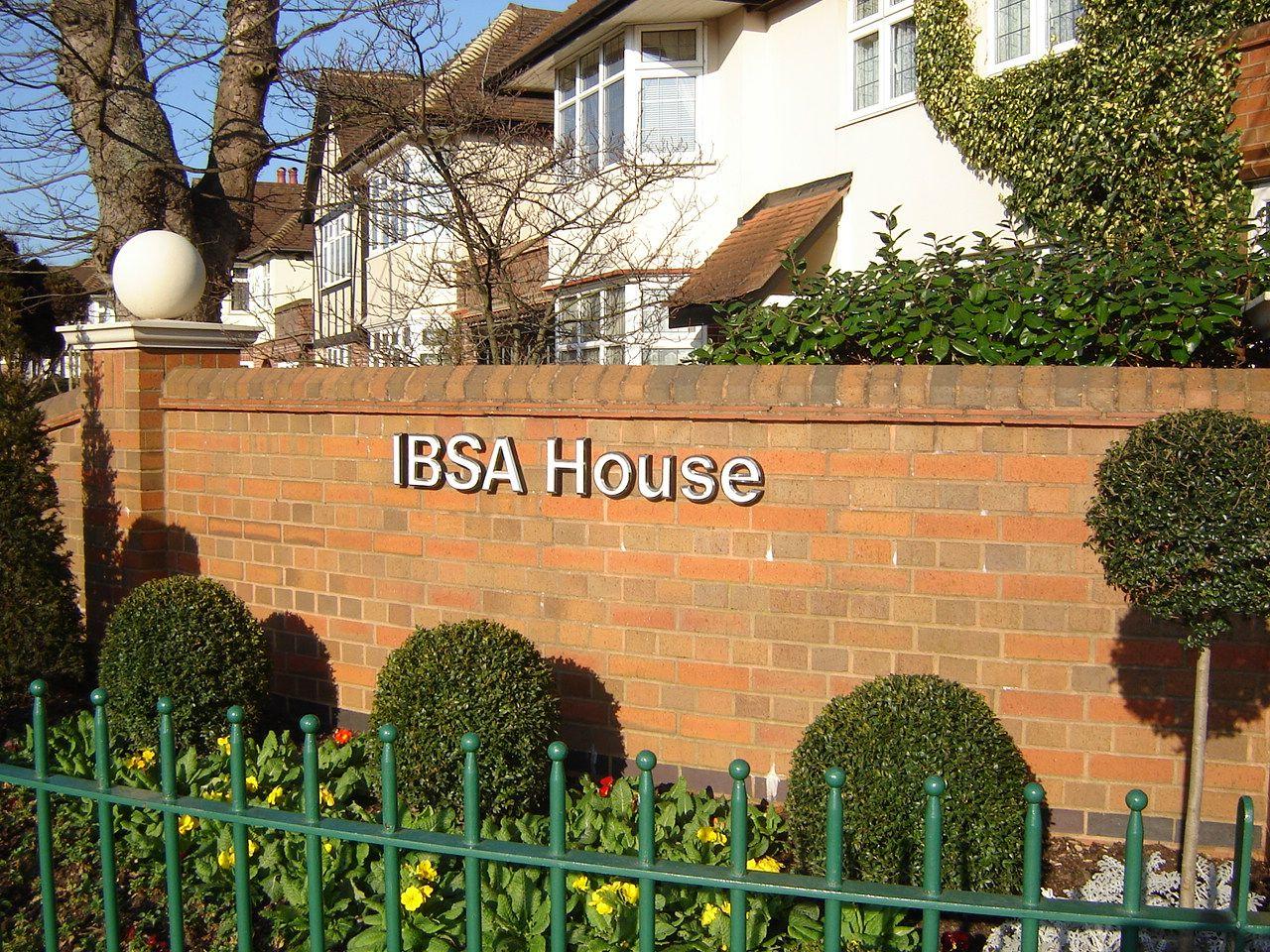IBSA House, London