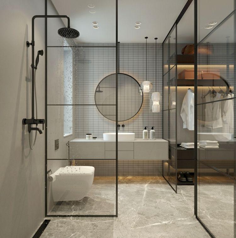 Badezimmer armaturen in schwarz stilvolle und moderne - Badezimmer armaturen set ...