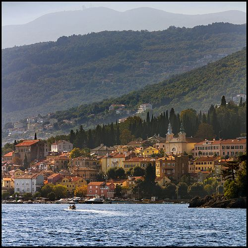 Opatija Places to travel, Places in europe, Beautiful
