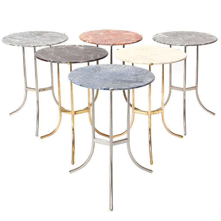 Side Tables by Cedric Hartman | Depto