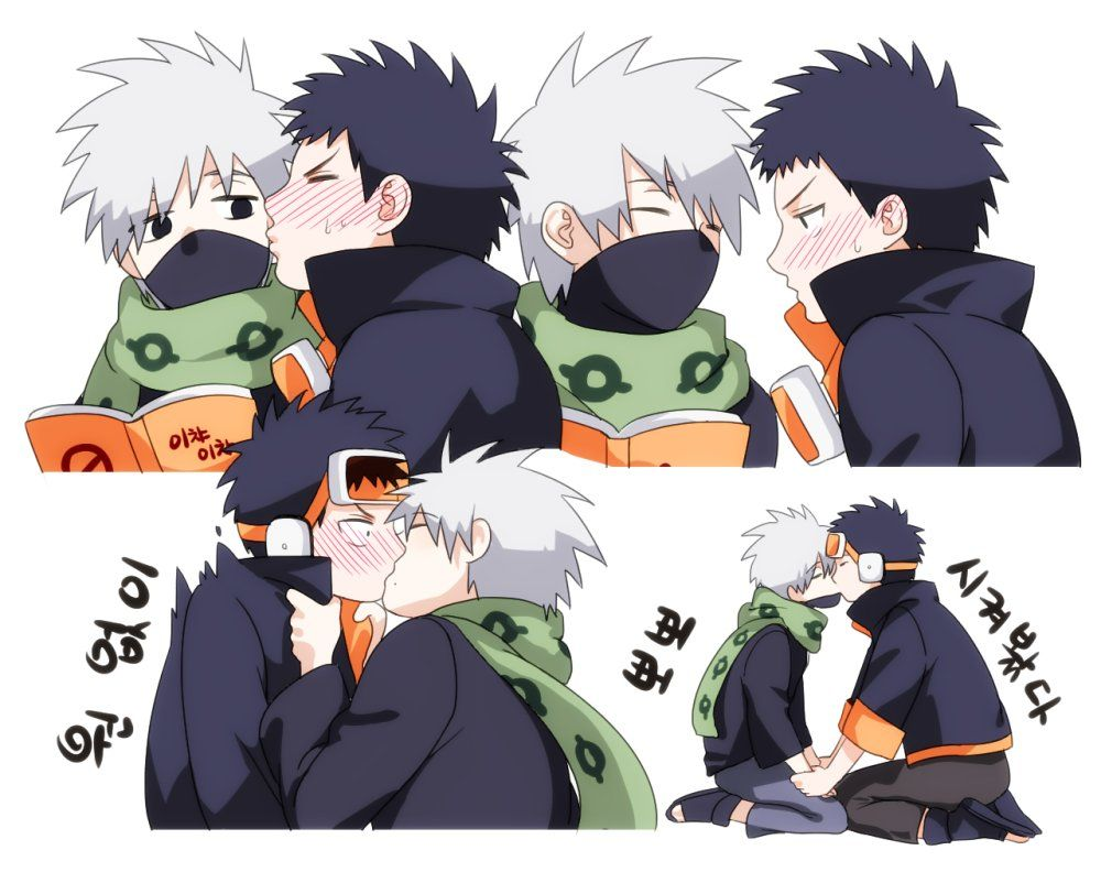 Felsebiyat Dergisi – Popular Fanfiction Obito X Kakashi