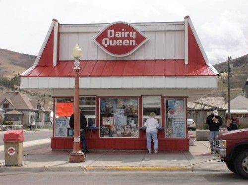 Do you remember this type Dairy Queen?