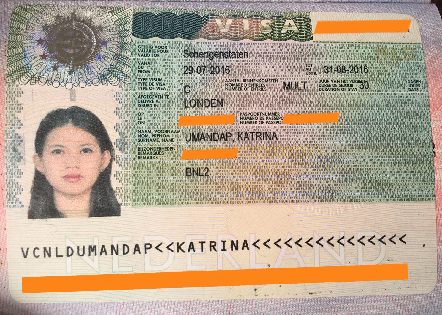 59342eeecb25e65910d3bb0e6a66f242 - Schengen National Visa Application Form