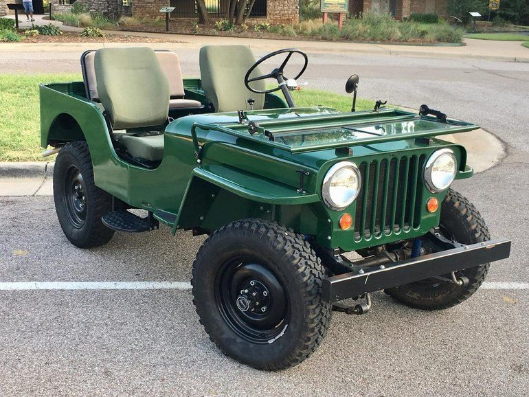 1948 Jeep Cj2a For Sale Vintage Jeep Willys Jeep Jeep