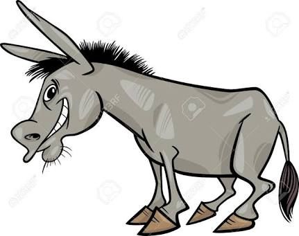cute donkey illustrations - Google Search