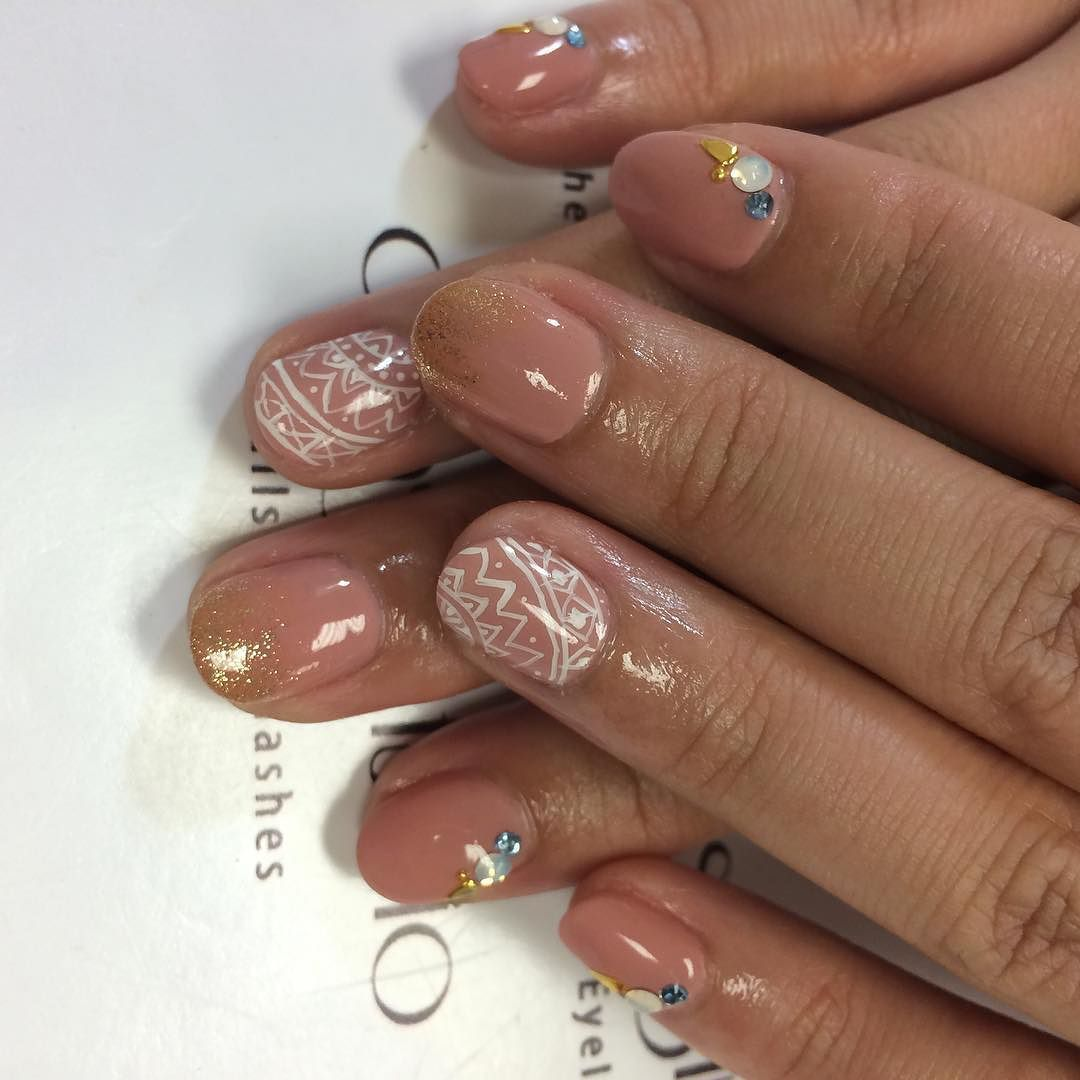 Top nail art ideas that you will love top nail classy nails