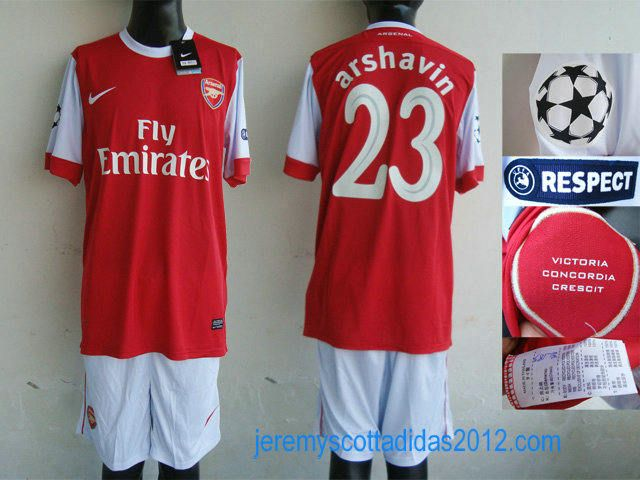best website 6013c 2eabb Arsenal 23 Arshavin home Soccer Jersey | Soccer Jerseys ...
