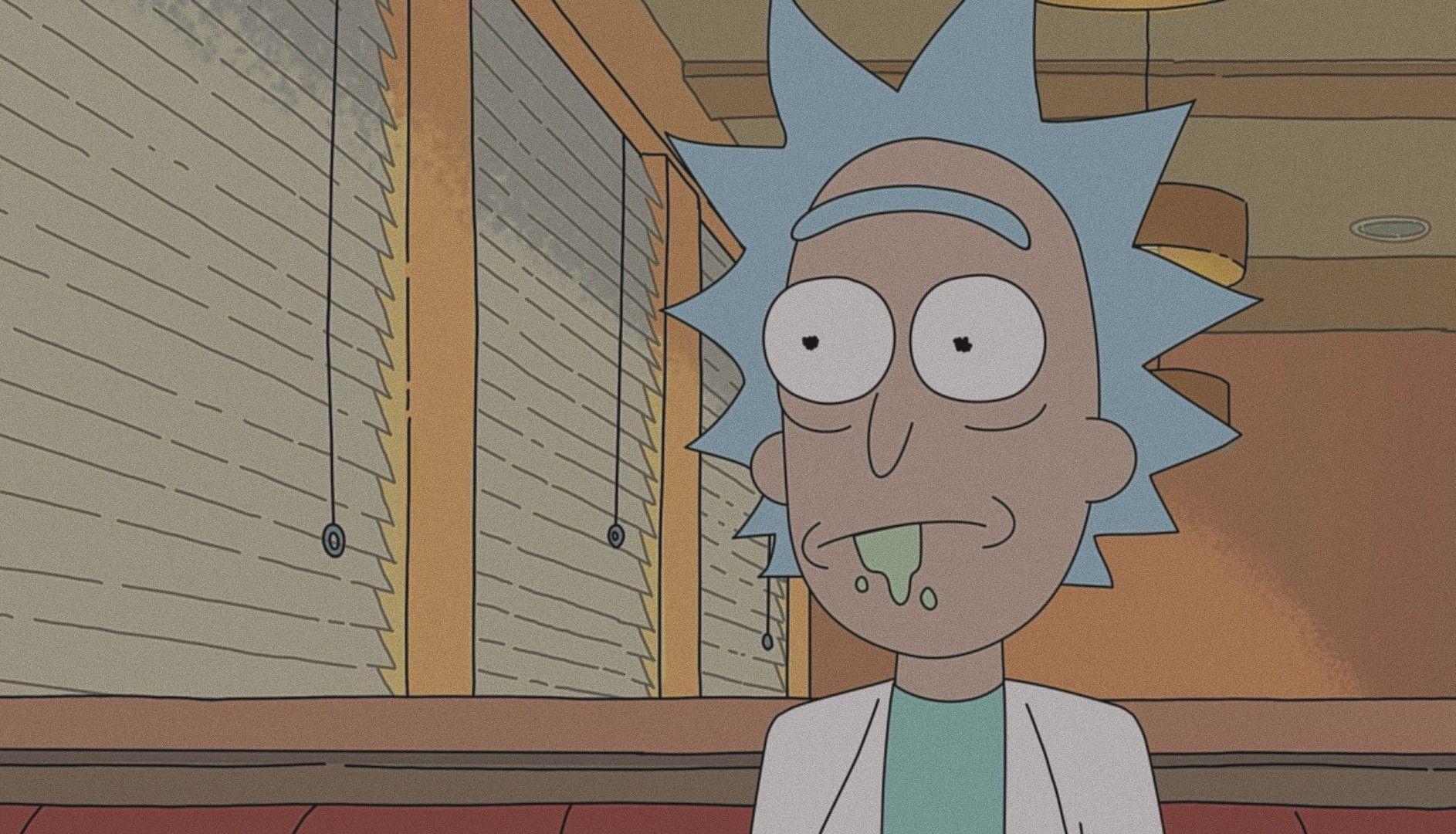 Rick And Morty Rick And Morty Rick Sanchez Rick And Morty Season 4