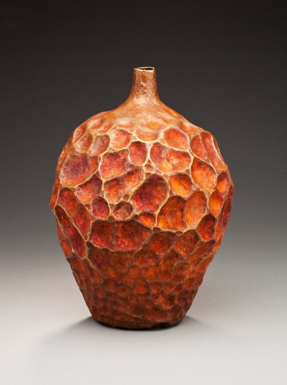 Greg Wilbur Before And After Copper Art Pinterest