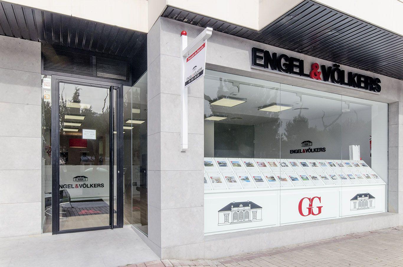 Ambassador Agencia Inmobiliaria Madrid Venta De Casas Pisos Y Chalets De Lujo Agencias Inmobiliarias Casas Chalets