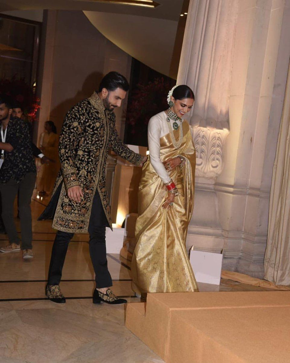 Filmfare On Twitter Indian Groom Wear Deepika Padukone Style Indian Bridal Wear