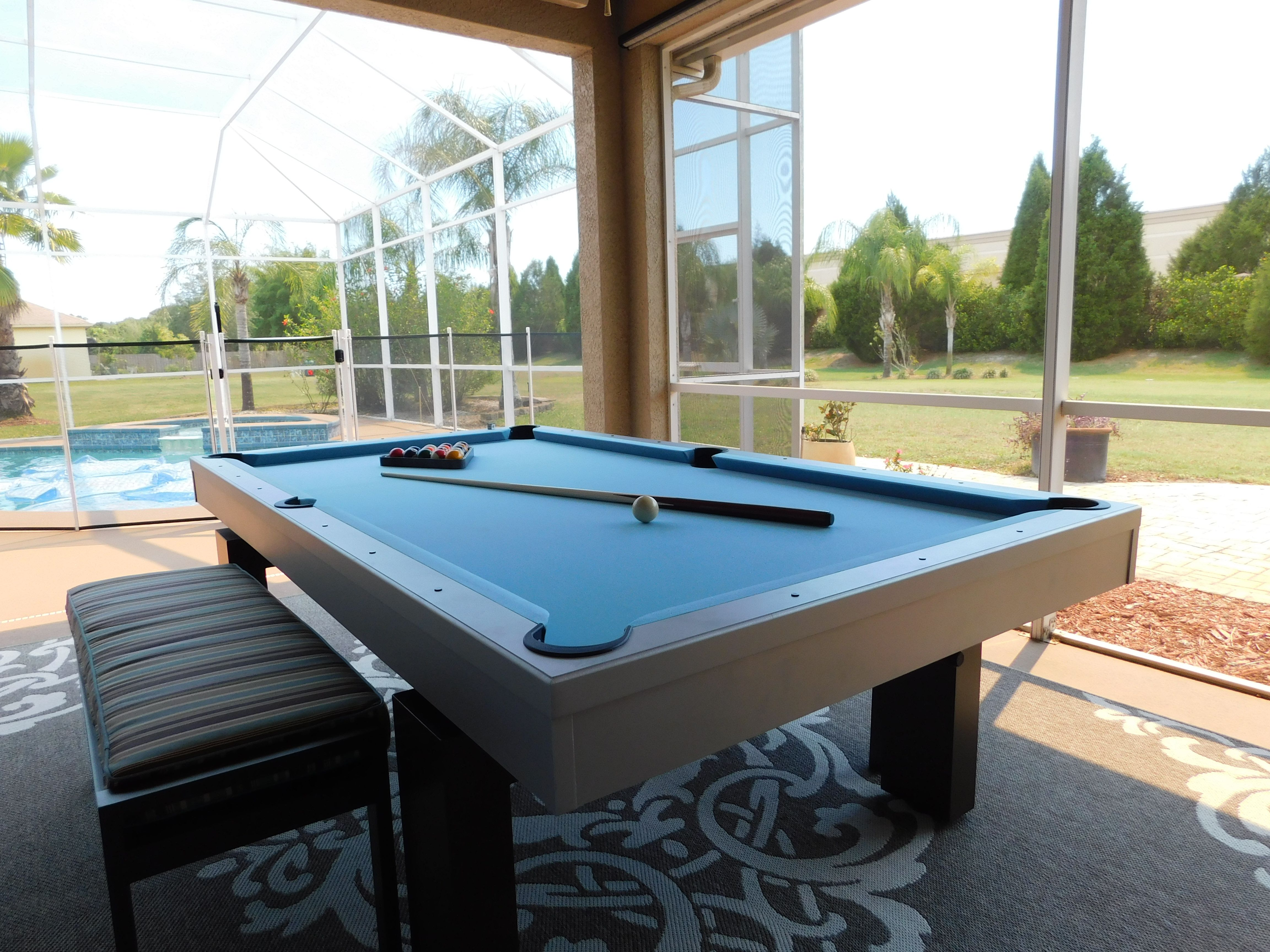 Custom Outdoor Pool Tables And R Outdoors