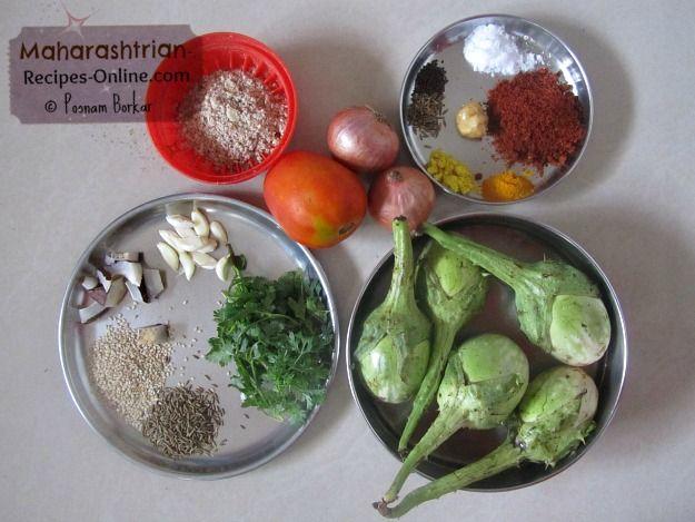 Bharli vangi marathi recipe oota pinterest bharli vangi marathi recipe forumfinder Images
