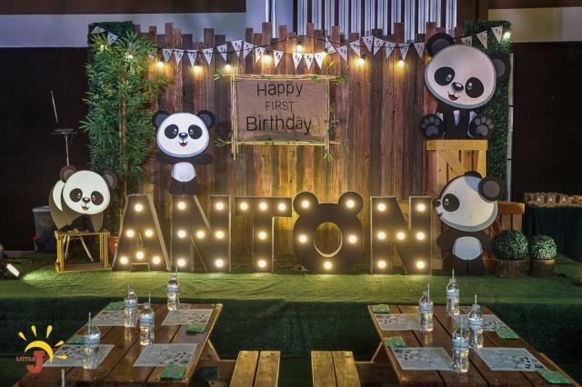 Babyzimmer Anton ~ Anton s panda themed party u st birthday panda themed party