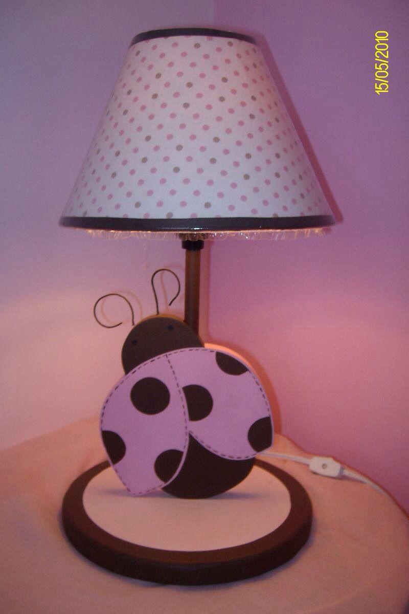 Giraffe lamp shade - Country Madera Painting Lamp
