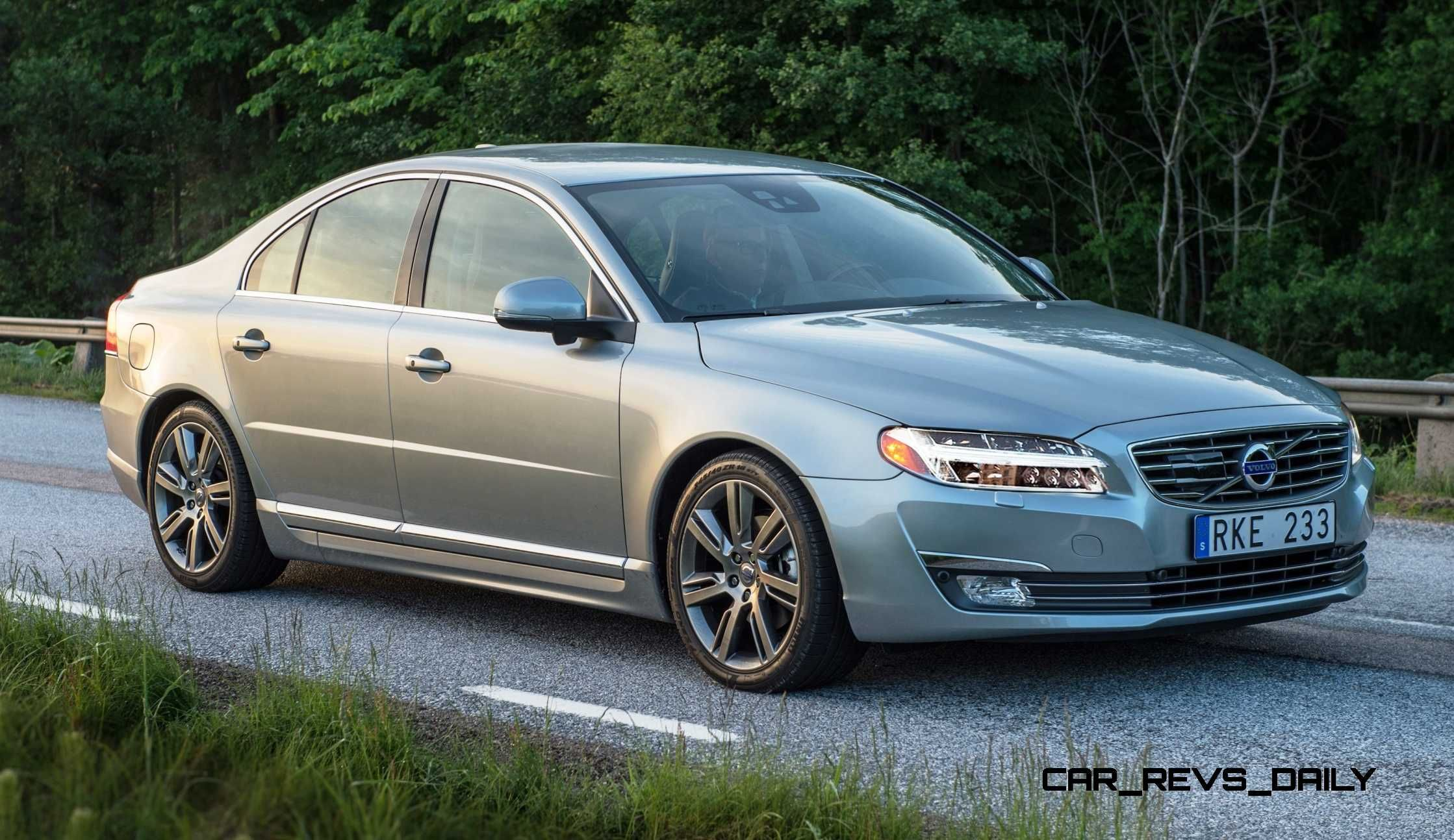 2016 Volvo S80 >> Speculative Renderings 2016 Volvo S80 And 2017 Volvo S60