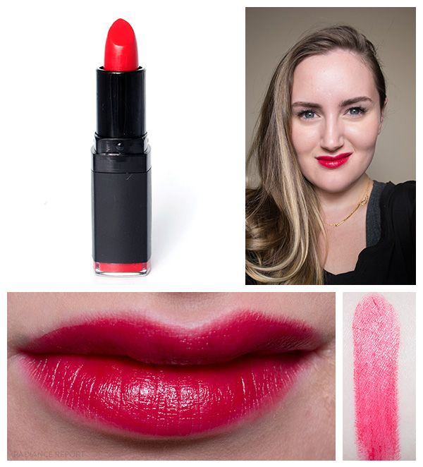 Top Five Blue Based Red Lipsticks Elf Red Carpet Click Image For