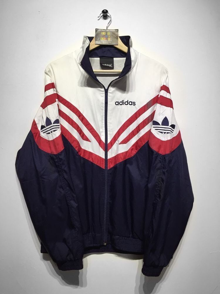 adidas vintage jacket | Veste vintage, Mode vetement, Veste