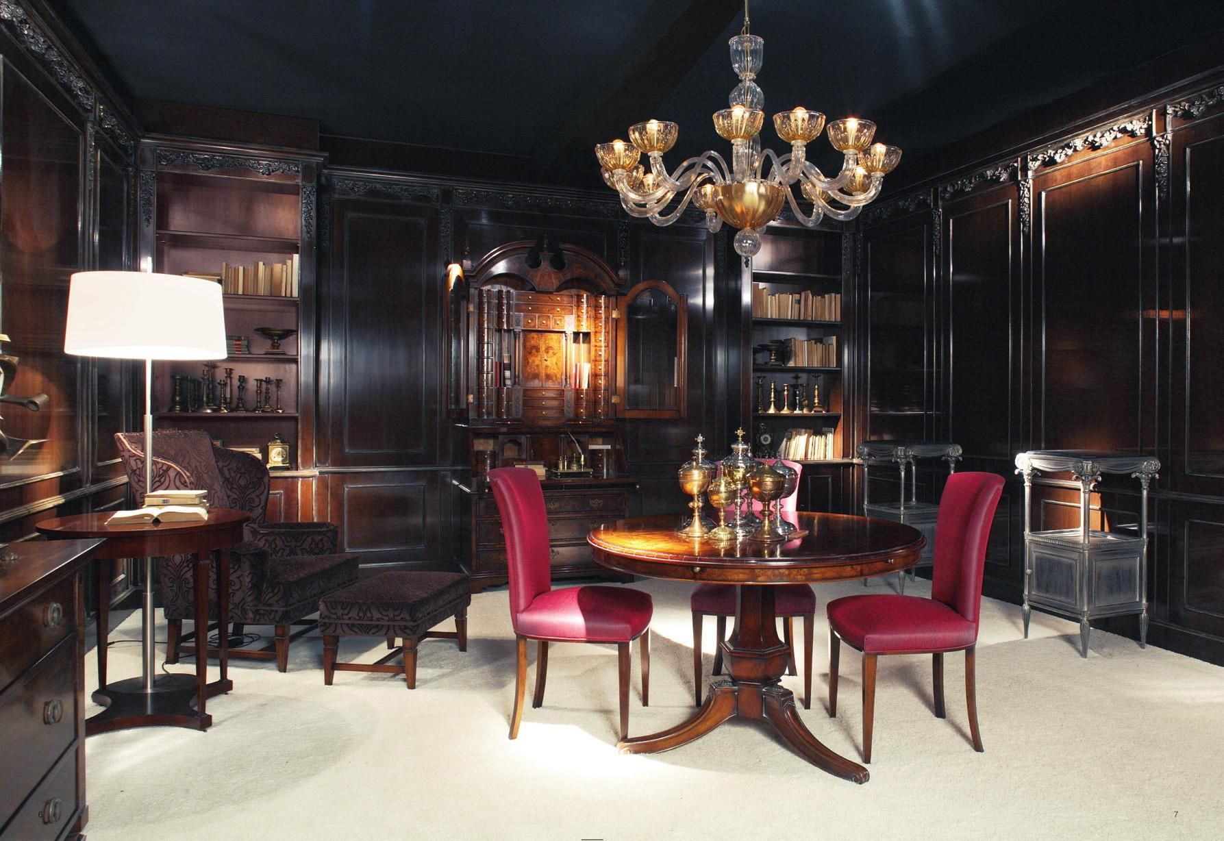 Annibale Colombo Design, Interior, Modern