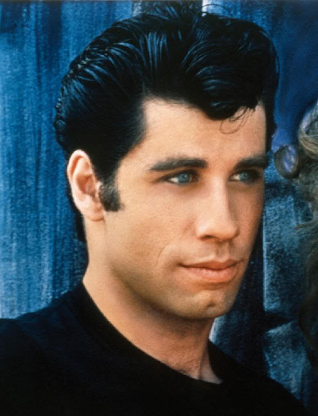 grease style hair travolta grease hairstyle this style is popular in 2705