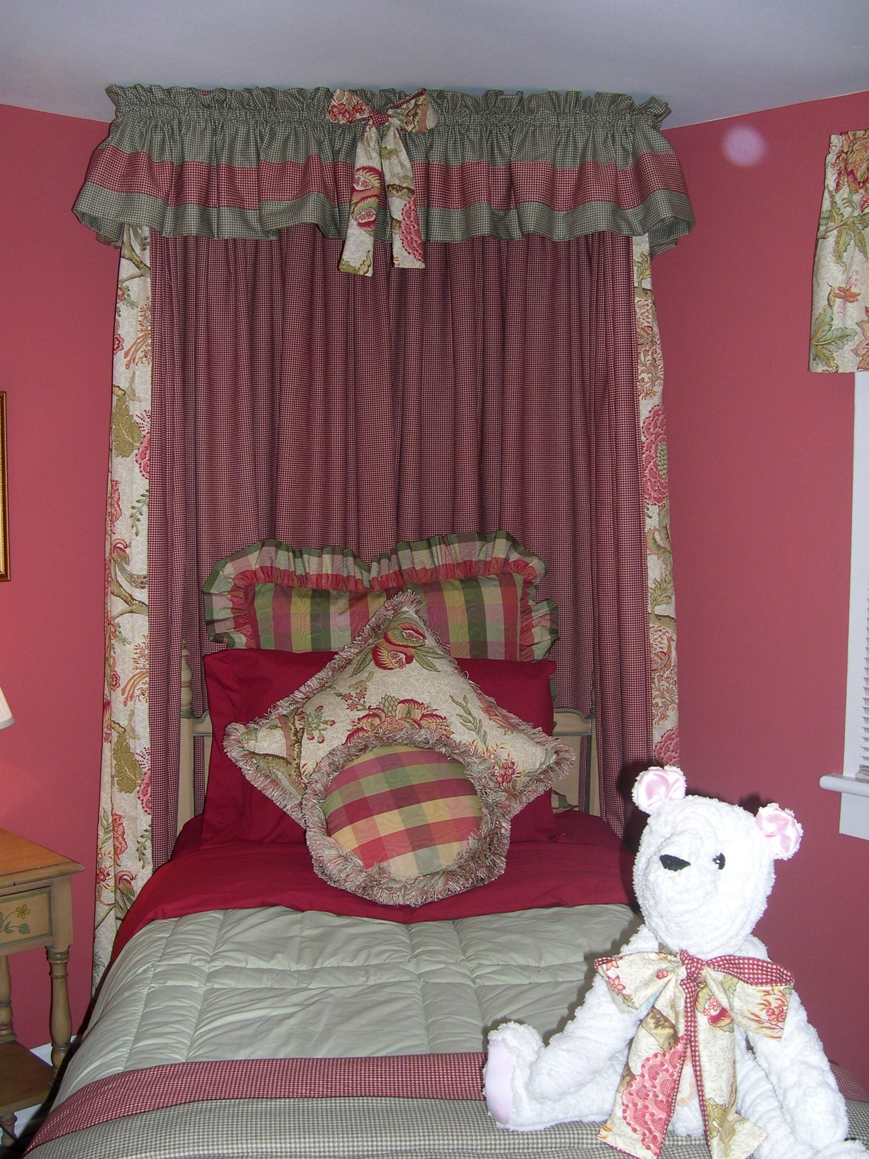 "Guest House Room Design: Country Cottage Guest Room ""Designs By CJ"""