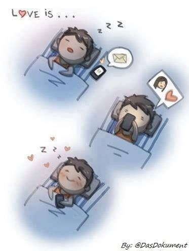♥ he might be doing this :p :* shb