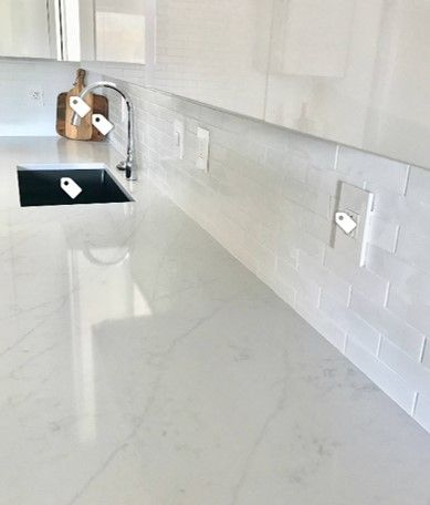 Best Eternal Statuario Kitchen Dining Room In 2019 Quartz 400 x 300