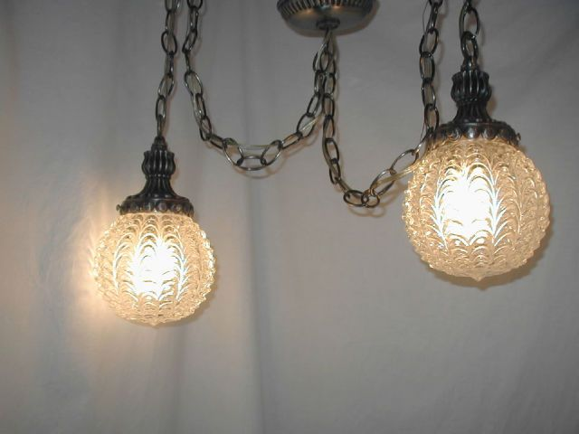 quality design 2924c cf01d bathrooms with chain lights   ... REGENCY MID CENTURY ...