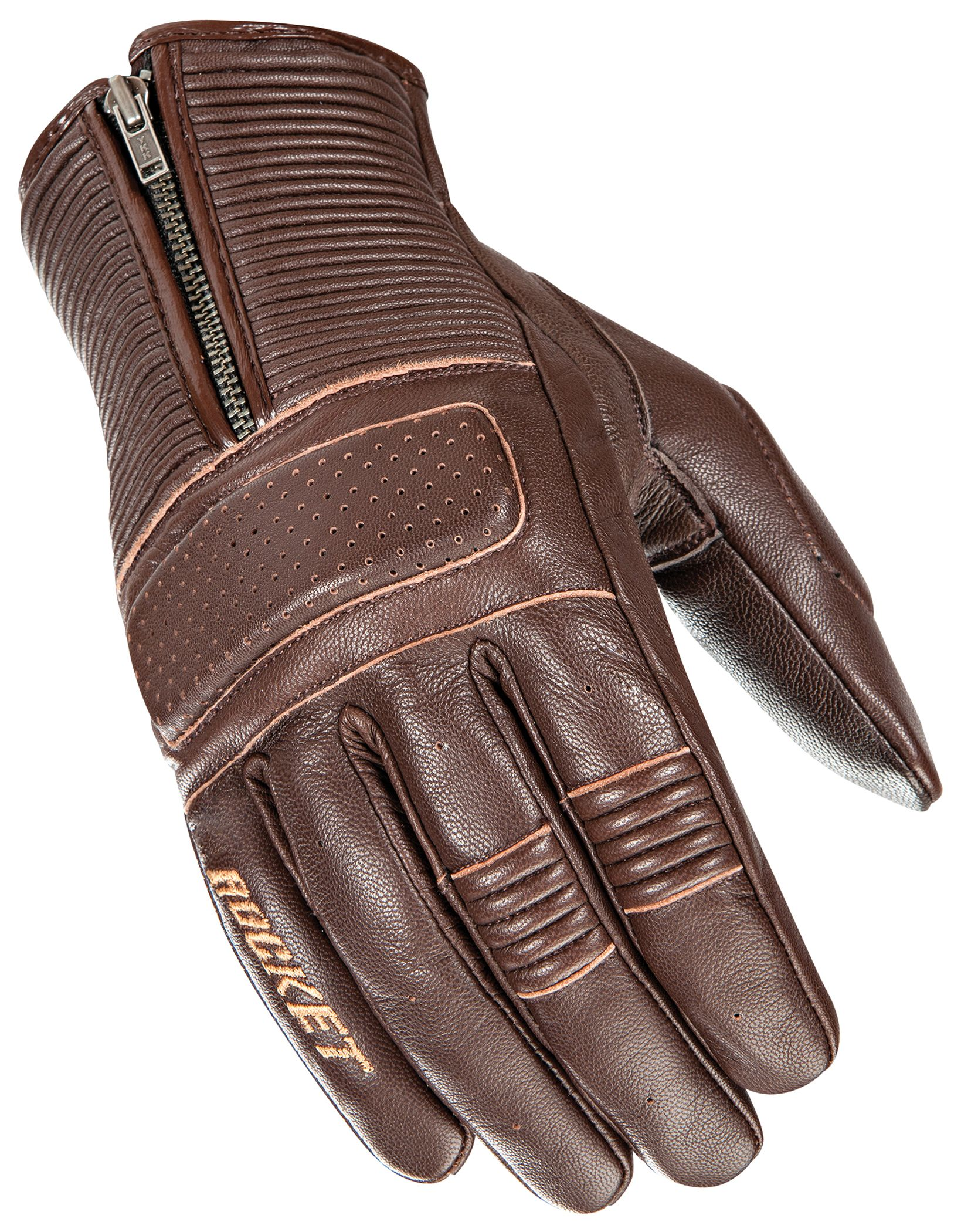 Triumph motorcycle leather gloves - Joe Rocket Cafe Racer Men S Brown Leather Gloves
