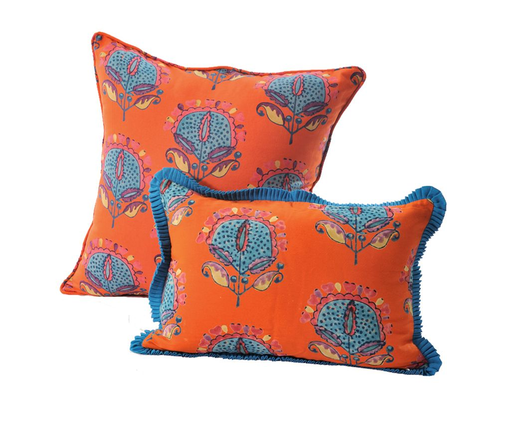 Tulu Stella Pillows   Studios, Nyc and The o\'jays