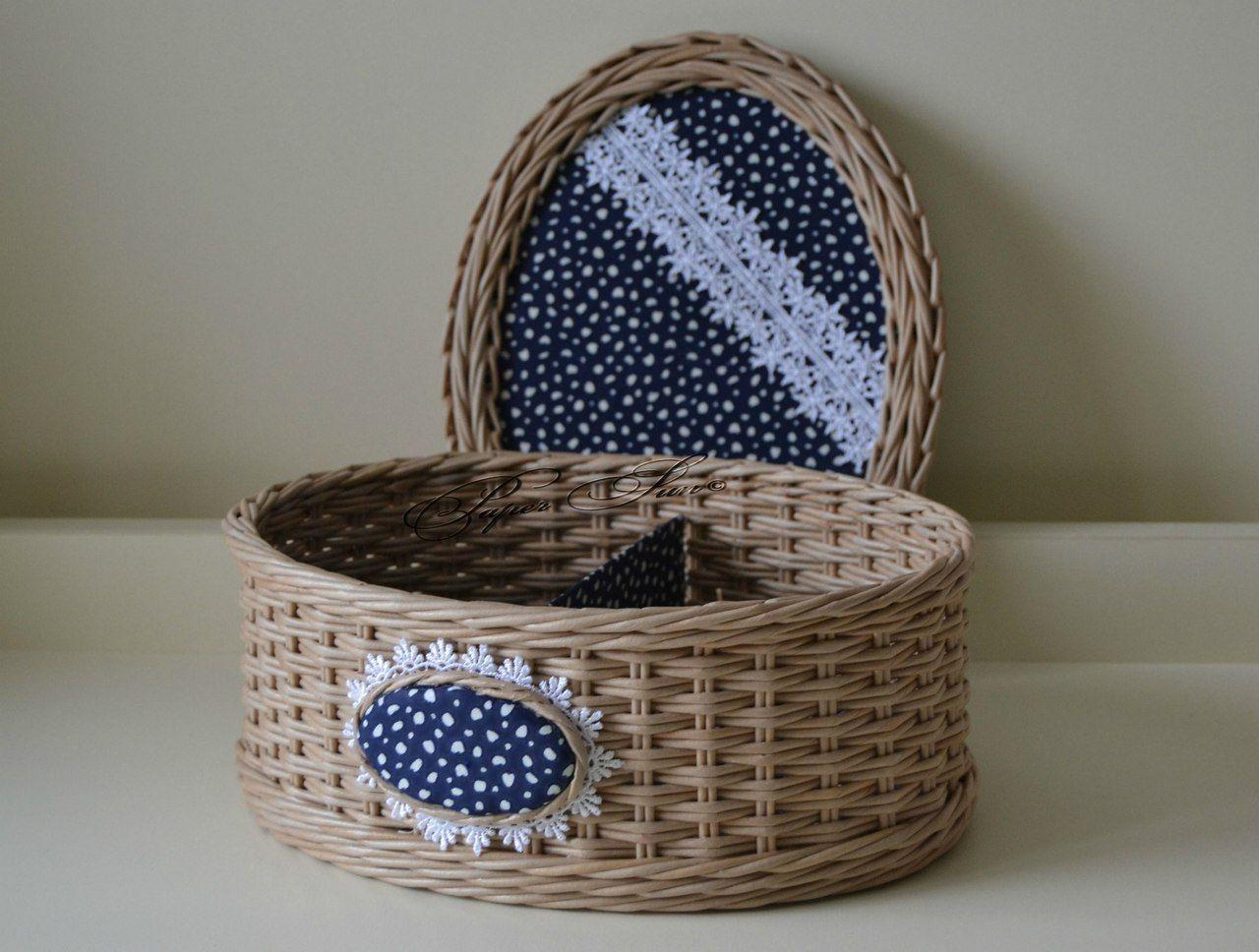 хочу собрать плетеные коробочки картинки своей