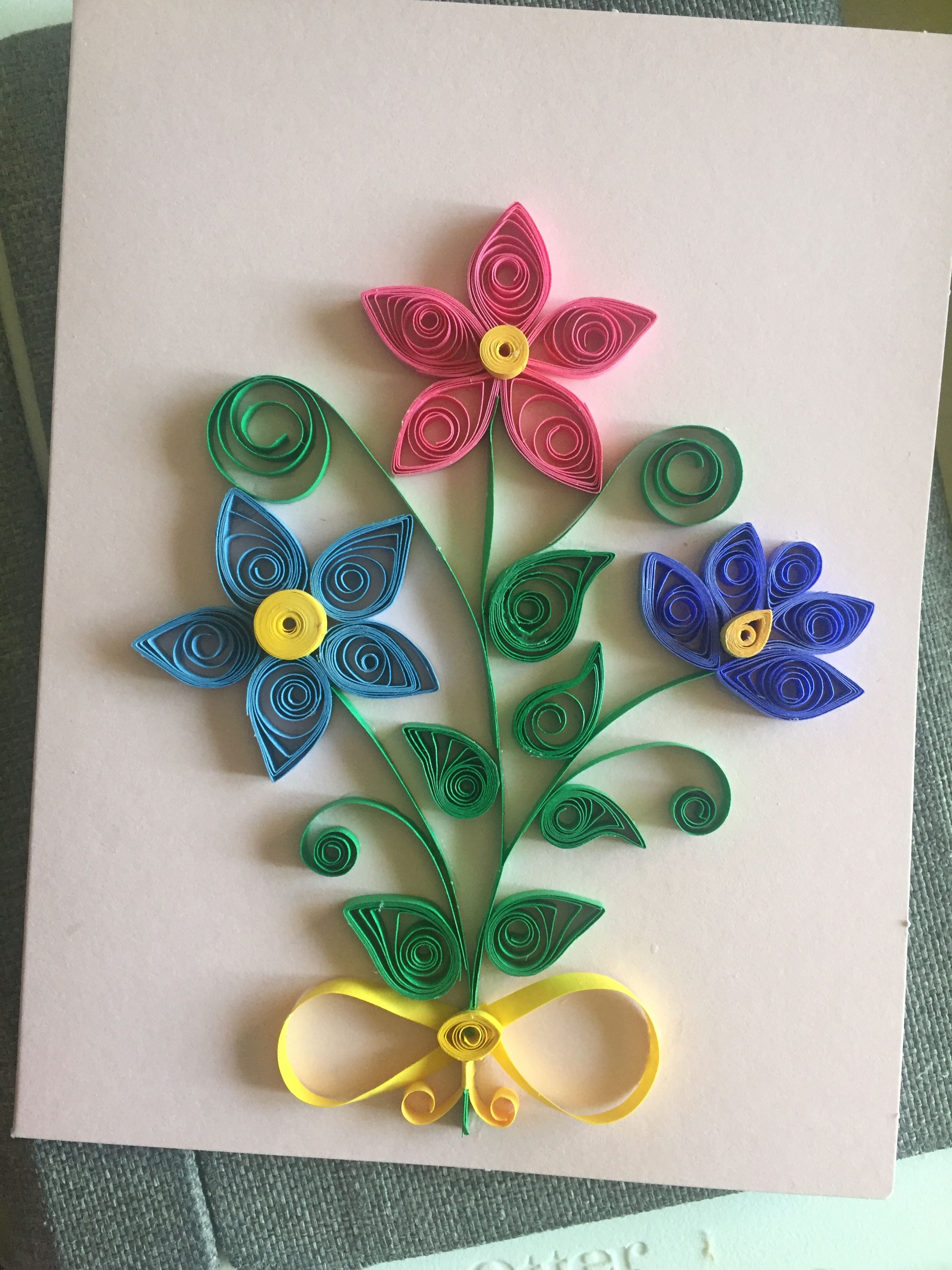 Pin By Marylou Nichols On Cards Quilling Designs Quilling