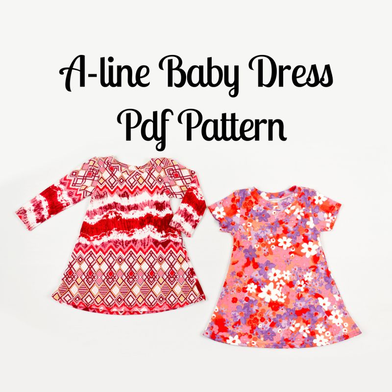 Long Sleeve Baby Dress Pattern Youcanmakethis Com Baby