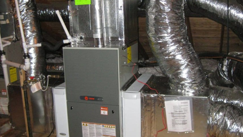 You Can Trust Aqualine Plumbing And Heating Lynnwood When You Call Us For Furnace Repair Or Plumbing Services Gas Furnace Heating Repair Furnace Installation