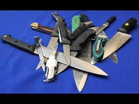 California Knife Laws - Explained by Criminal Defense Lawyers