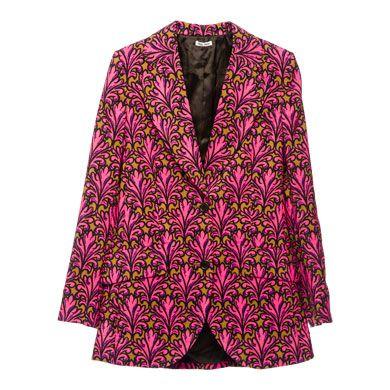 Dream jacket! Miu Miu