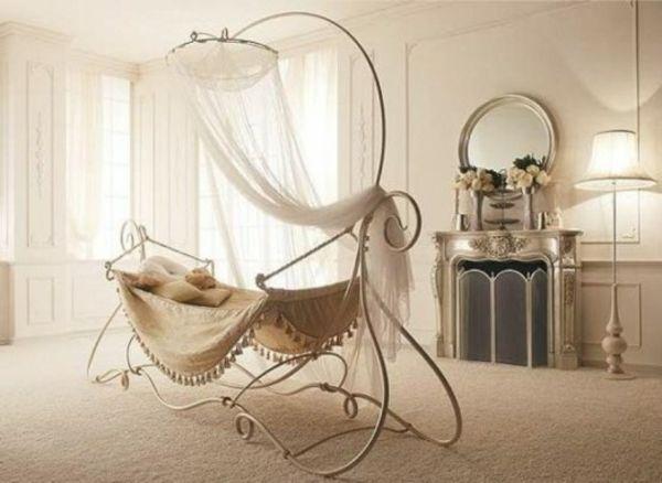 Luxuriöse Babyzimmer U2013 11 Märchenhafte Designs   Luxuriöse Babyzimmer Helle  Ausstattung
