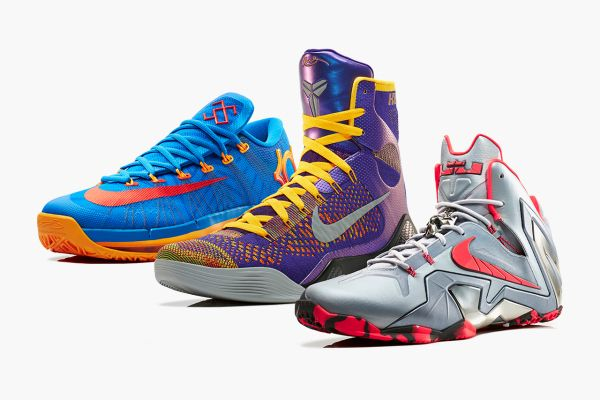 4faa2899906 Nike Basketball 2014 Elite Series Team Collection
