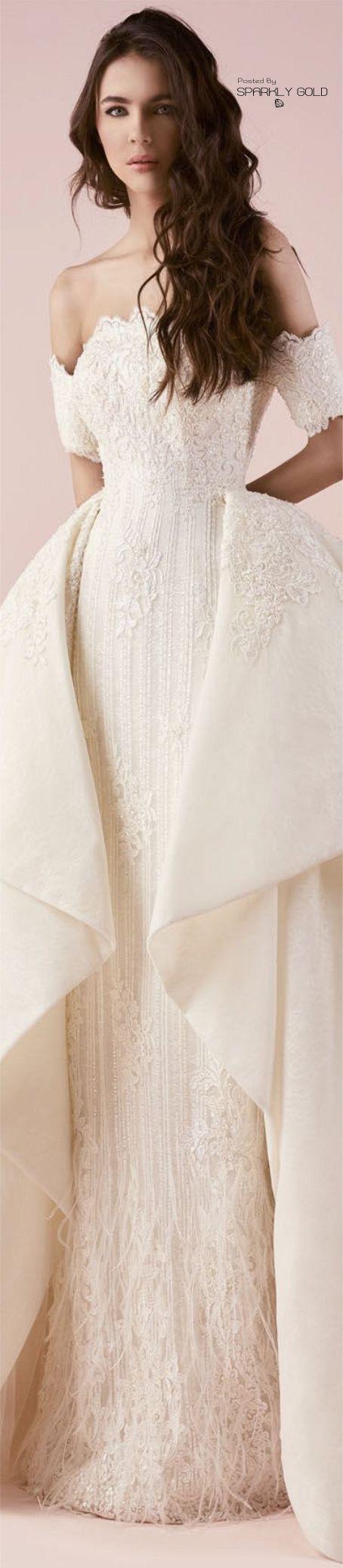 Saiid kobeisy spring bridal couture bridal pinterest