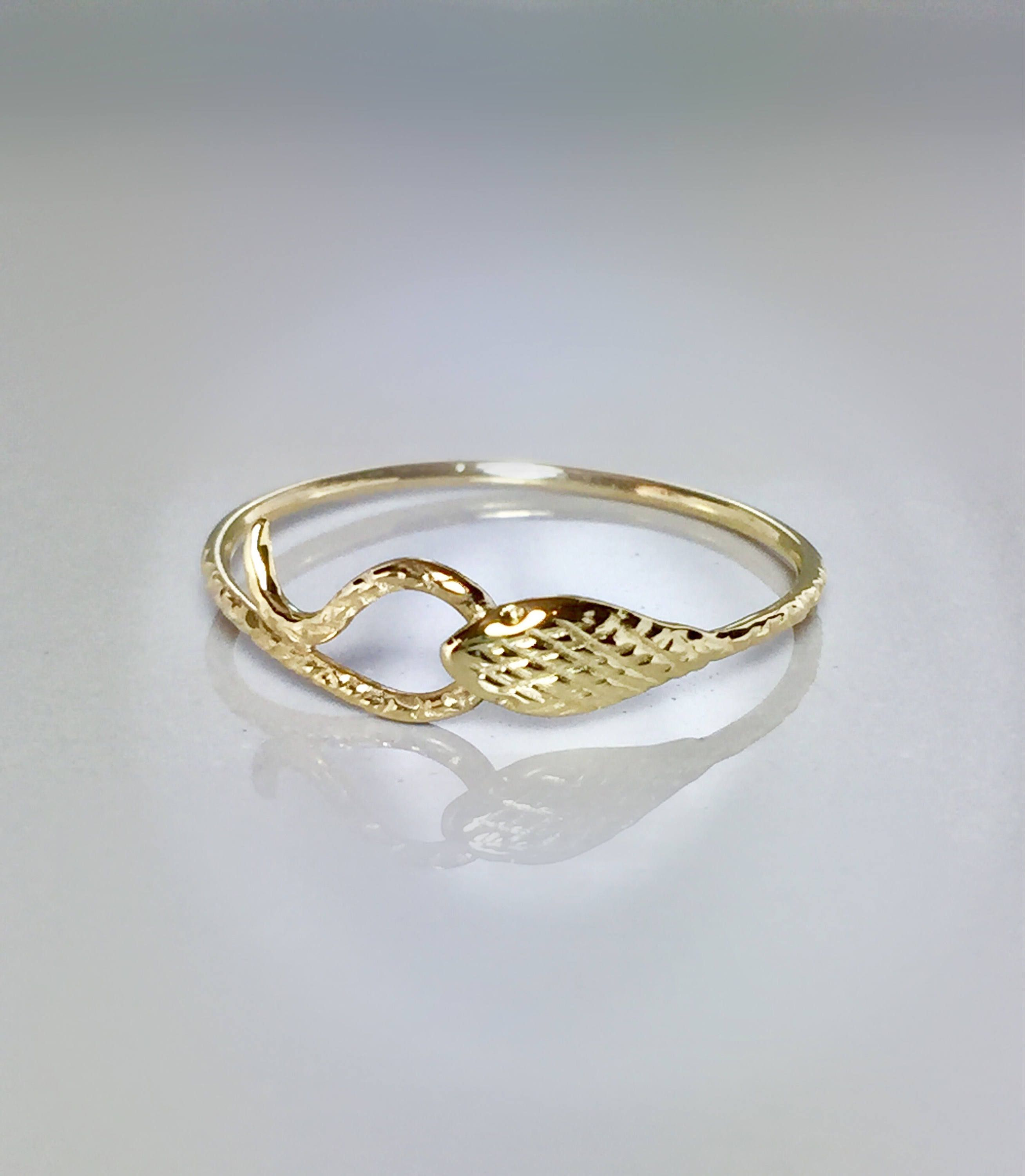 roman a rings ancient circa gold jewelry ring s wearable art century c d nyr serpent b snake