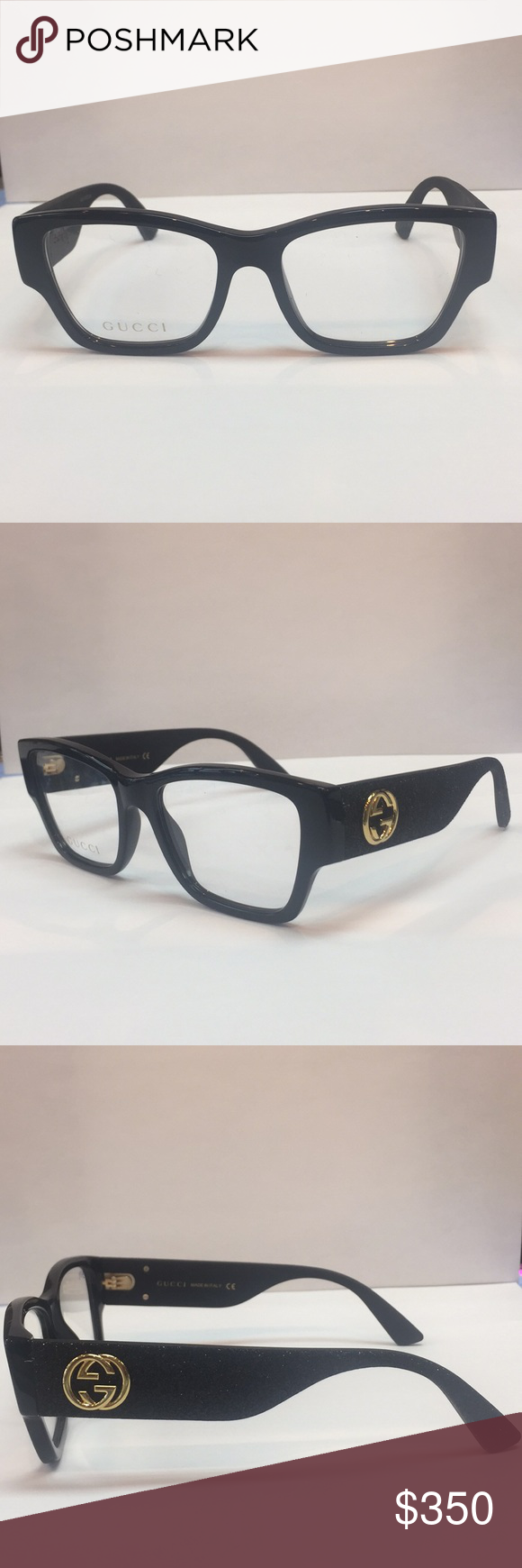 fcee047507e7 Gucci-GG1040O 001 size 51 Gucci Women Optical Frame New comes with Original  Case and
