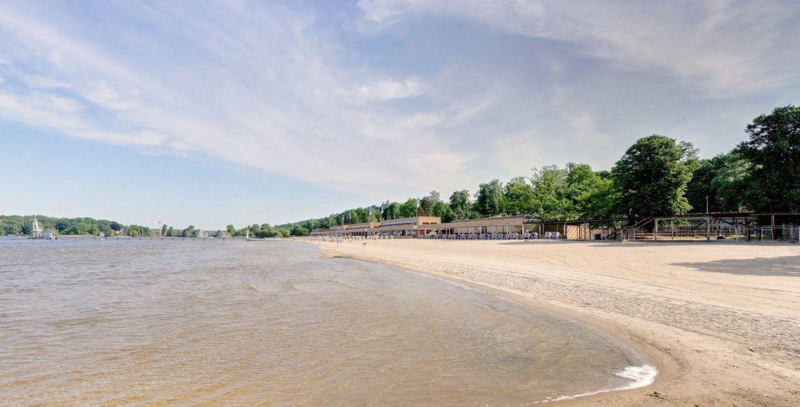 Strandbad Wannsee - ein Bad der Berliner Bäder