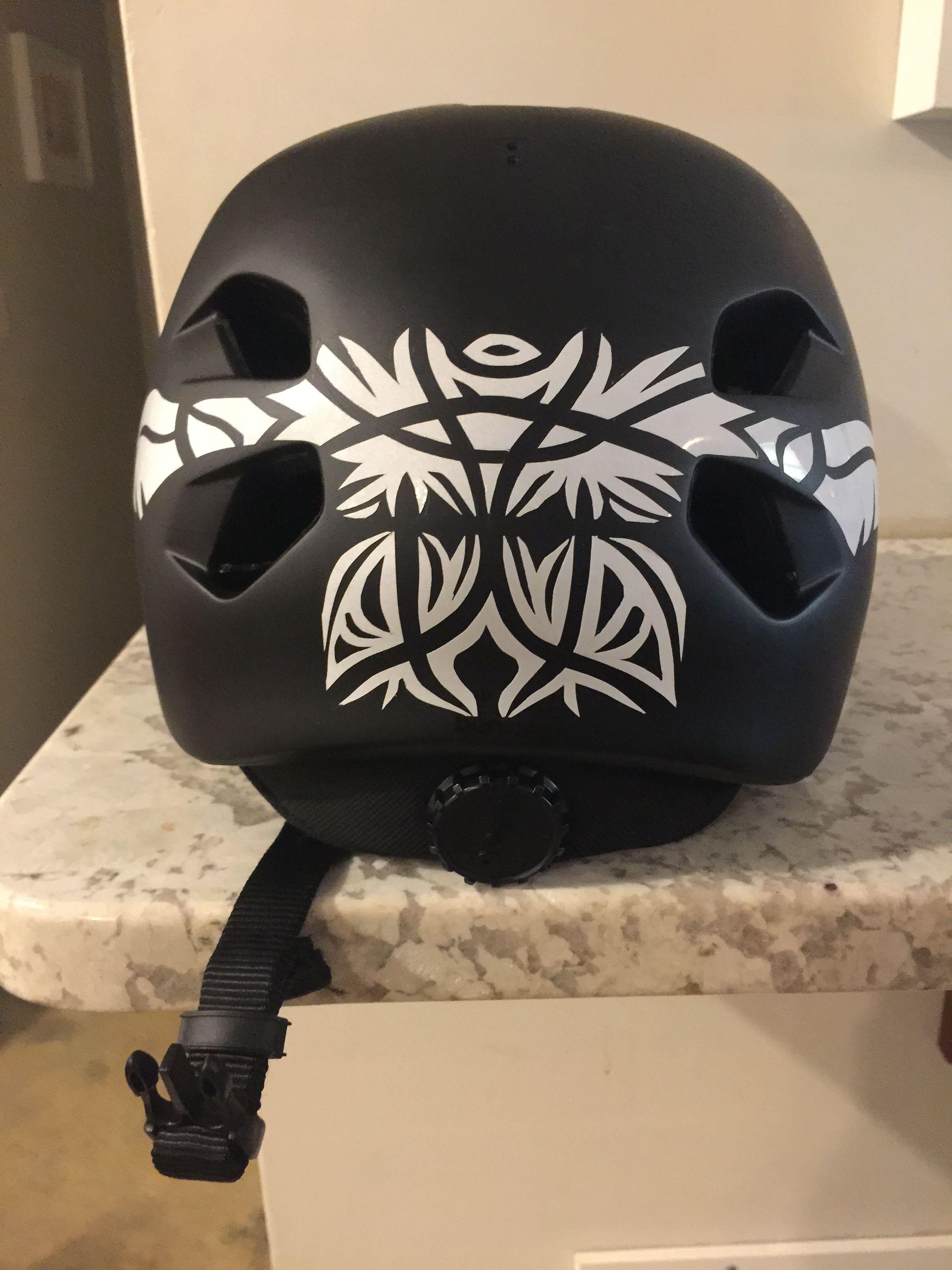 Custom reflective bike helmet design bern bike helmet