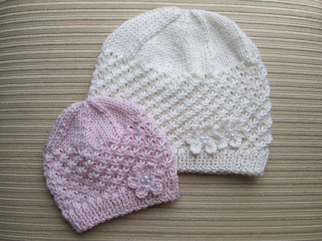 STARS STITCH HAT by KnittinKitty  50199a07381