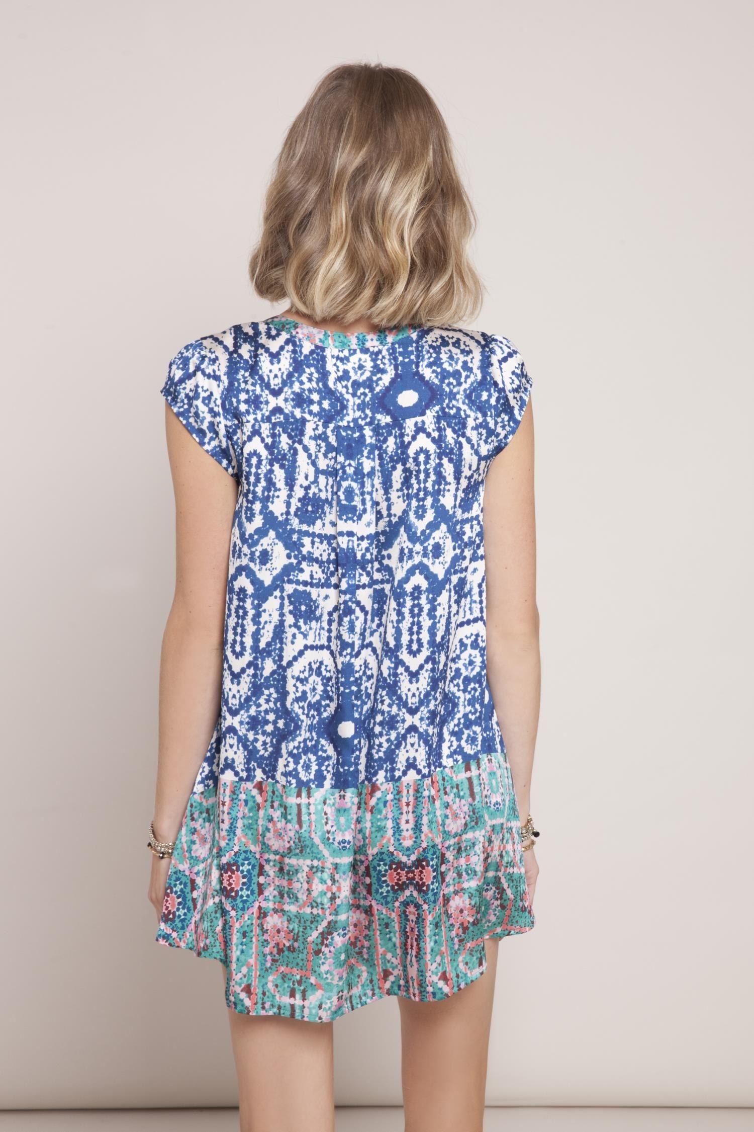 Conocé lo nuevo de este Verano 17 en Rapsodia.com > Vestido Lorelei