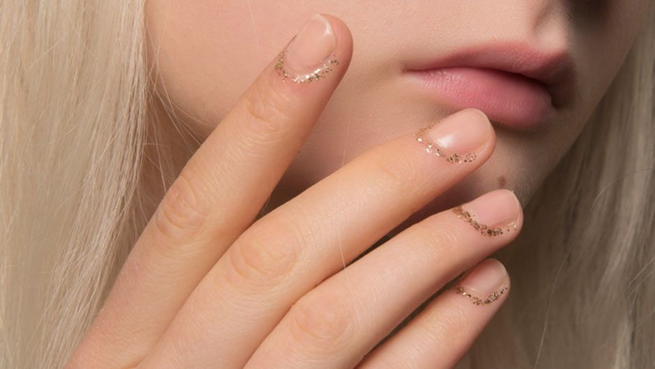 Find out how to rock cuticle art on SHEfinds.com.